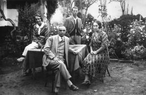 Недю Бояджиев със семейството си