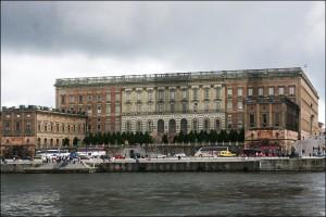 Кралският дворец в Стокхолм